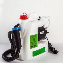 L'embuage chimique la formation de buée machine main sac à dos de la batterie électrique pulvérisateur pulvérisateur désinfectant électrostatique
