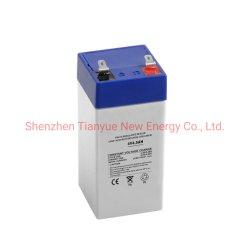 4V 4.5AH ácido de chumbo selado Mf Carga da Bateria de lanterna eléctrica/Balança/Luz de Flash