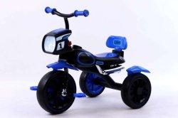 De nieuwe Peuter Met fouten Met drie wielen van het Kind van 3 van het Wiel van de Baby van Trike van de Wandelwagen van de Duw Kinderen van de Fiets
