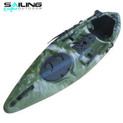 Ce certifié 13FT Rotomolded kayak en plastique de la pêche Kajak & Canoe
