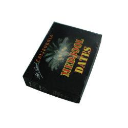 Los envases de cartón Caja de Cerezo claro vacío Diwali regalo Caja de fruta seca