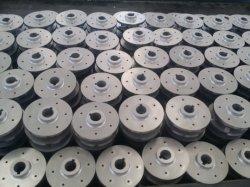 Nouveau design de métallurgie des poudres pignon mené de l'équilibre pour les motards, moteur de roue
