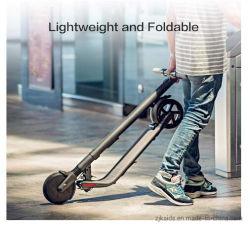 Новая версия легкий и складные, мощность двигателя электрический удар скутере скутер с электроприводом