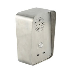 大きいボタンの通話装置の電話上昇の電話