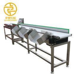 Vaglio del peso automatico dinamico automatico del trasportatore dell'acciaio inossidabile