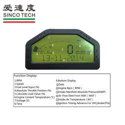 Do903 Car Pickup Race LCD-scherm voor OBD2 Car Dashboard