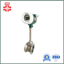Niedriger Preis-Gas/Luft/Dampf/Öl/Wasser/flüssiger Turbulenz-Strömungsmesser