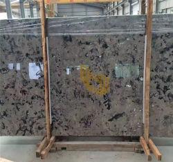 Gris/blanc/jaune/noir/argent/beige/travertin/calcaire/Onyx/grès et de marbre pour Dalle préfabriqués/table/d'un comptoir/des tuiles de plancher