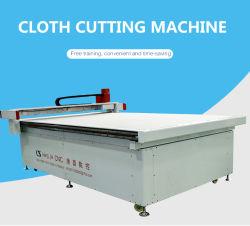 Tapis CNC automatique cuir / / / / Caoutchouc éponge tissu / PVC / PEE / Machine de coupe de tissu pour la vente
