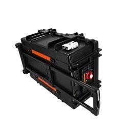 Alimentation de secours portable 220V l'énergie Portable Batterie de stockage de l'énergie solaire puissance mobile à l'extérieur de l'alimentation de stockage
