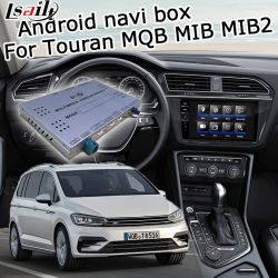 В Android Market Lsailt система навигации GPS для VW Touran, Passat и т.д. Mqb Mib Mib2 Video Interface обновления нажмите кнопку навигации, WiFi, Bt, Mirrorlink, Full HD 1080P