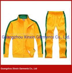 Il vestito poco costoso di sport del poliestere di fabbricazione del commercio all'ingrosso della fabbrica di Guangzhou per usura pareggiante copre (T30)