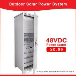 Het betrouwbare Systeem van de Macht van de Elektriciteit 48VDC Zonnegelijkstroom met Modulair Ontwerp om aan de Verschillende Vereisten van het Systeem te voldoen