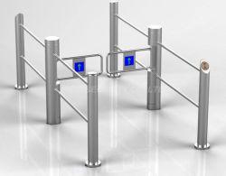 Cancello della barriera dell'entrata dell'oscillazione di obbligazione con i cancelli girevoli Jkdc-100d del sistema di controllo di accesso
