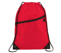 شعار مخصص نايلون بوليستر رسم خيط جيمكيس جيم درج حقائب حقيبة ظهر رياضية