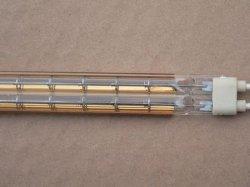 415V 3300W Tubo duplo de Onda Curta emissor infravermelho para máquinas de impressão offset Secador Grafix M