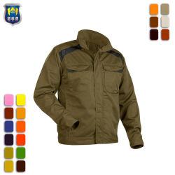 외부 작업복, 안전 재킷