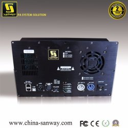 D2l&D2s 2 Canais Módulo Ativa, módulo amplificador para alto-falante