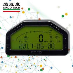 Do908를 위한 보편적인 대시 인종 전시, 대쉬보드 LCD 스크린 철사 하네스