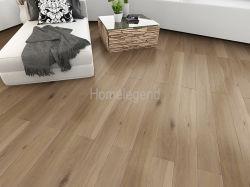 3 couches T&G inachevé de parquet en chêne le plancher en bois