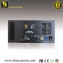 Système de sonorisation Sound-Speaker Pro Audio DSP Module amplificateur de puissance active