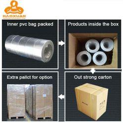 Tissu composite de maillage Bande d'aluminium sur la feuille de tube en fibre de verre