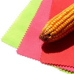40GSM 100% biodégradable blanc l'acide polylactique Non-Woven Spunbond tissus de fibres de maïs PLA Non-tissé Prix