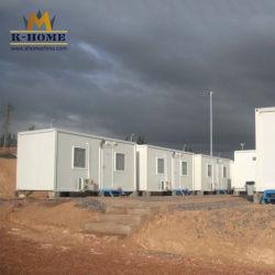 Utilização temporária do trabalhador Camp Prefab Prédio de Alojamentos