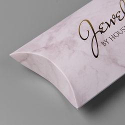 Contenitore di cuscino del Libro Bianco della natura di Sun per la mascherina facciale