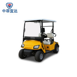 세륨 & SGS 증명서를 가진 고전적인 소형 2 Seater 전기 골프 차