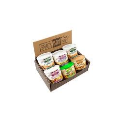 Layout de Impressão a Cores de tamanho pequeno snack-exibir a caixa do suporte para compras