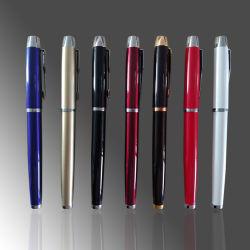 Pen de van uitstekende kwaliteit van de Rol van het Metaal van de Kantoorbehoeften van het Bureau van de Gift van het Zware Metaal