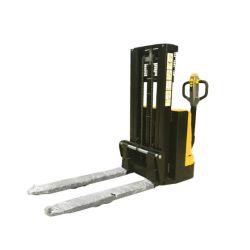 Automatische Stapler Maschine Power Gabelstapler Voll Elektrische Pallet Stacker