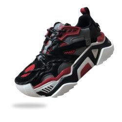 女性のための2020の方法偶然靴のスニーカーの新式の通気性の歩きやすい決め付けられたスポーツの靴のウォーキング・シューズ
