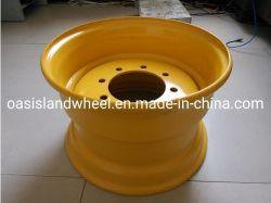 حافة العجلة الفولاذية، وحافة العجلة الصناعية الخاصة باللوادر المزوَّدة بسيور انزلاقية، رافعة شوكية، اللودر 6,5-15، 7,00-15، 7,5-15، 7.00-20