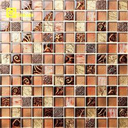 Materiali da costruzione economici piastrelle mosaico con dimensioni standard