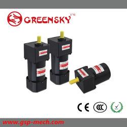 60W 90mm Système de refroidissement du ventilateur du moteur à engrenages d'induction c.a.