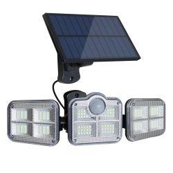 Capteur de mouvement de lumière du capteur de puissants projecteurs de sécurité pour Garden Gate