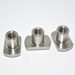 Noce non standard dell'acciaio inossidabile T