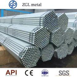 탄소강 심리스 금속 구조 배관 13cr 핫 DIP 갤밴도금 Profile Manufacturing Price Hollow Section Seamless/Welded Tubular Galavanized(파이프형 봉입형/용접된 판정
