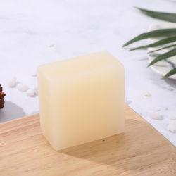 100g de cuidados da pele artesanais Natural Óleo Essencial de sal do mar sabonete artesanais