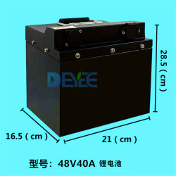 Beste Qualitäts48v /100ah /65ah /50ah /45ah /40ah UPS nachladbare LiFePO4/Li-Ion/Lithium-Ion/Lithium-Batterie mit 15 Jahren Produktions-Erfahrungs-