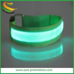 Zubehör-fördernde Armbänder LED leuchten Armbinde/blinkendem Wristband für Nachtereignisse