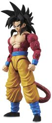 O Plástico Dragon Ball Goku Action Figure em PVC