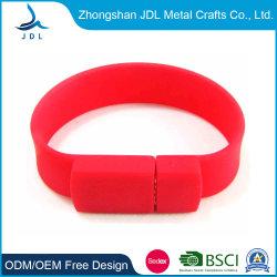 ملحقات مخصصة حزام معصم من السيليكون مع شعار طباعة مخصص (016)