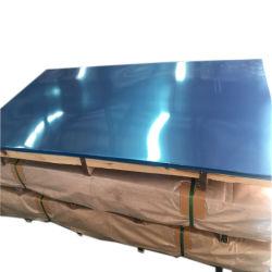201 304 316L Feuille d'acier en acier inoxydable Miroir feuilles Ex-Work Fob CFR CIF