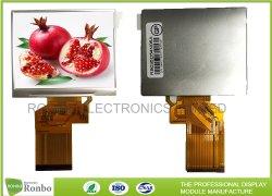 3.5 Polegada 320x240 RGB 54pino Substituir Lq035NC111 TFT LCD Opção de exibição de tela sensível ao toque resistente