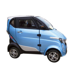 Bestes verwendetes mini elektrisches Auto 2020 mit Lithium-Batterie und Klimaanlage