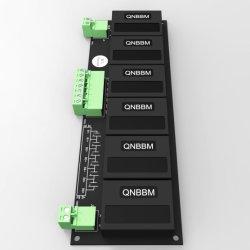 リチウムLiFePO4李イオン18650、LtoのLimn Ncm電池の平衡装置電池のバランスのモジュールのためのQnbbm 6sの実行中のつりあい機