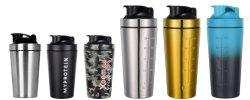 Sans BPA 500ml salle de gym de dépression bouteille d'eau protéine Shaker